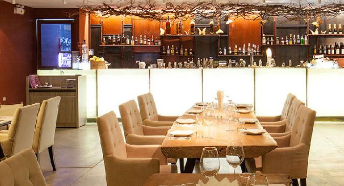 Smart Restaurant System【YhoFoodie】